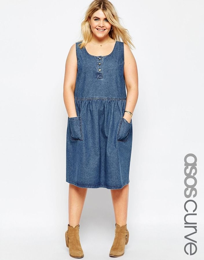 One shoulder dress plus size with pockets for cheap