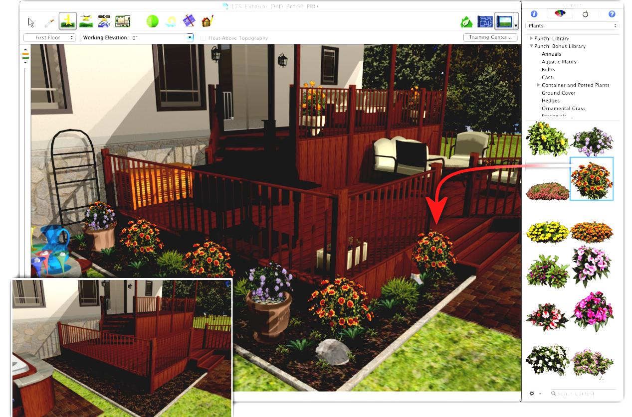 punch home landscape design studio for mac free download