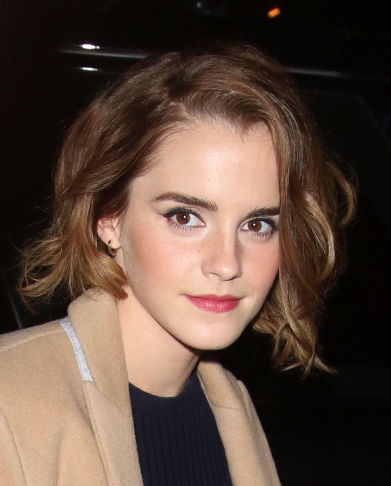 Emma Watson Photo 818733 Theplace2 Ru Emma Watson Short Hair Emma Watson Hair Short Hair Styles