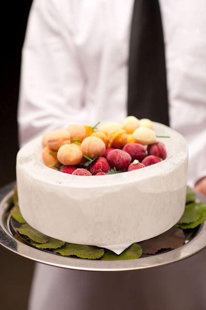 Sorbet Hors D Oeuvres Food Unique Recipes Wedding Food
