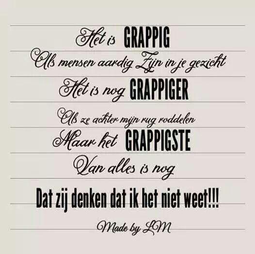 Citaten Over Roddelen : Afbeeldingsresultaat voor roddelen gedicht nederlandse