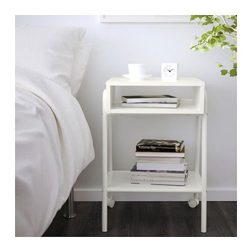 Fresh Bed Table On Wheels  Inspiration