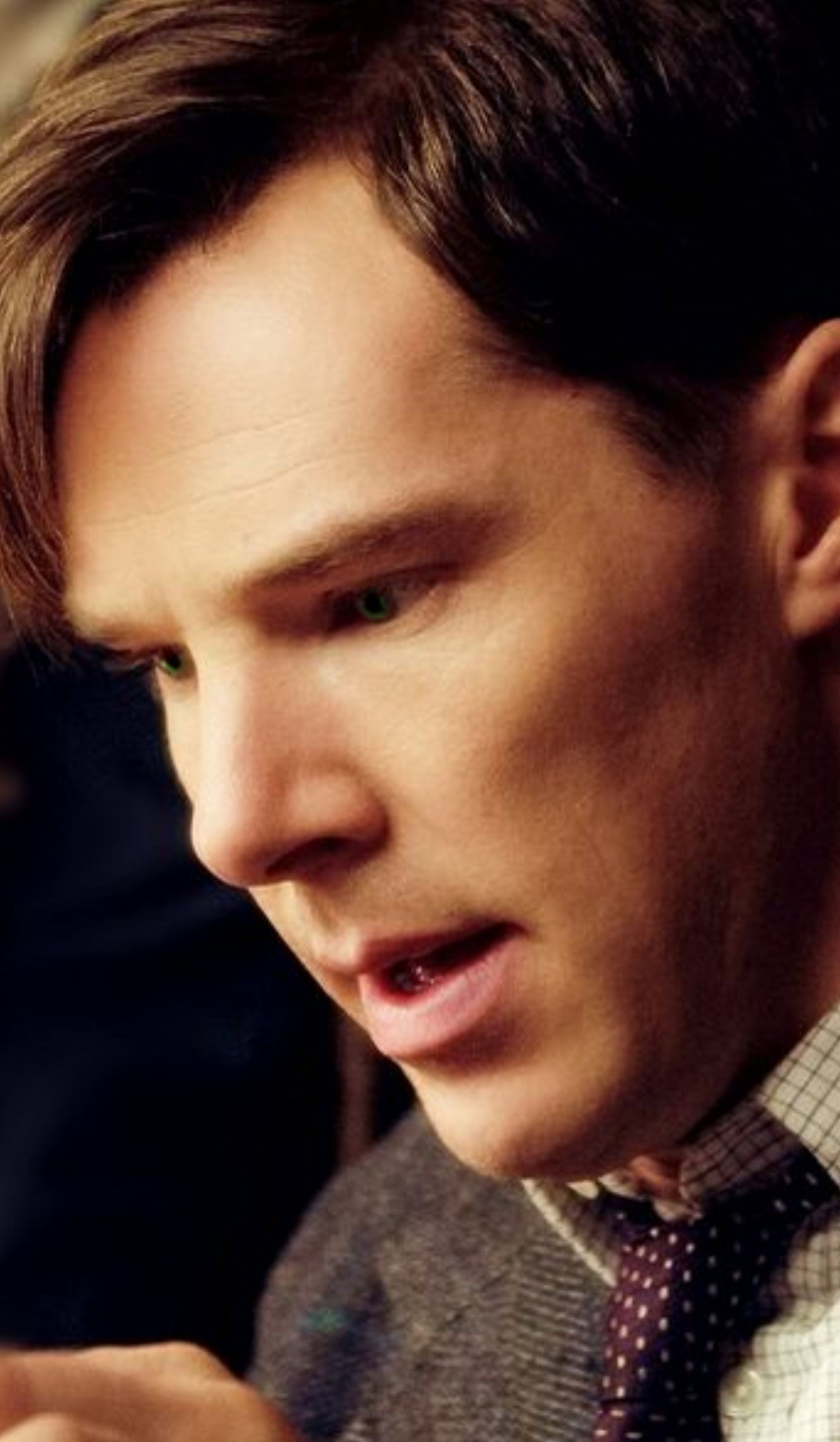 Ben Ooh That Looks Kind Of Like My Haircut The Imitation Game