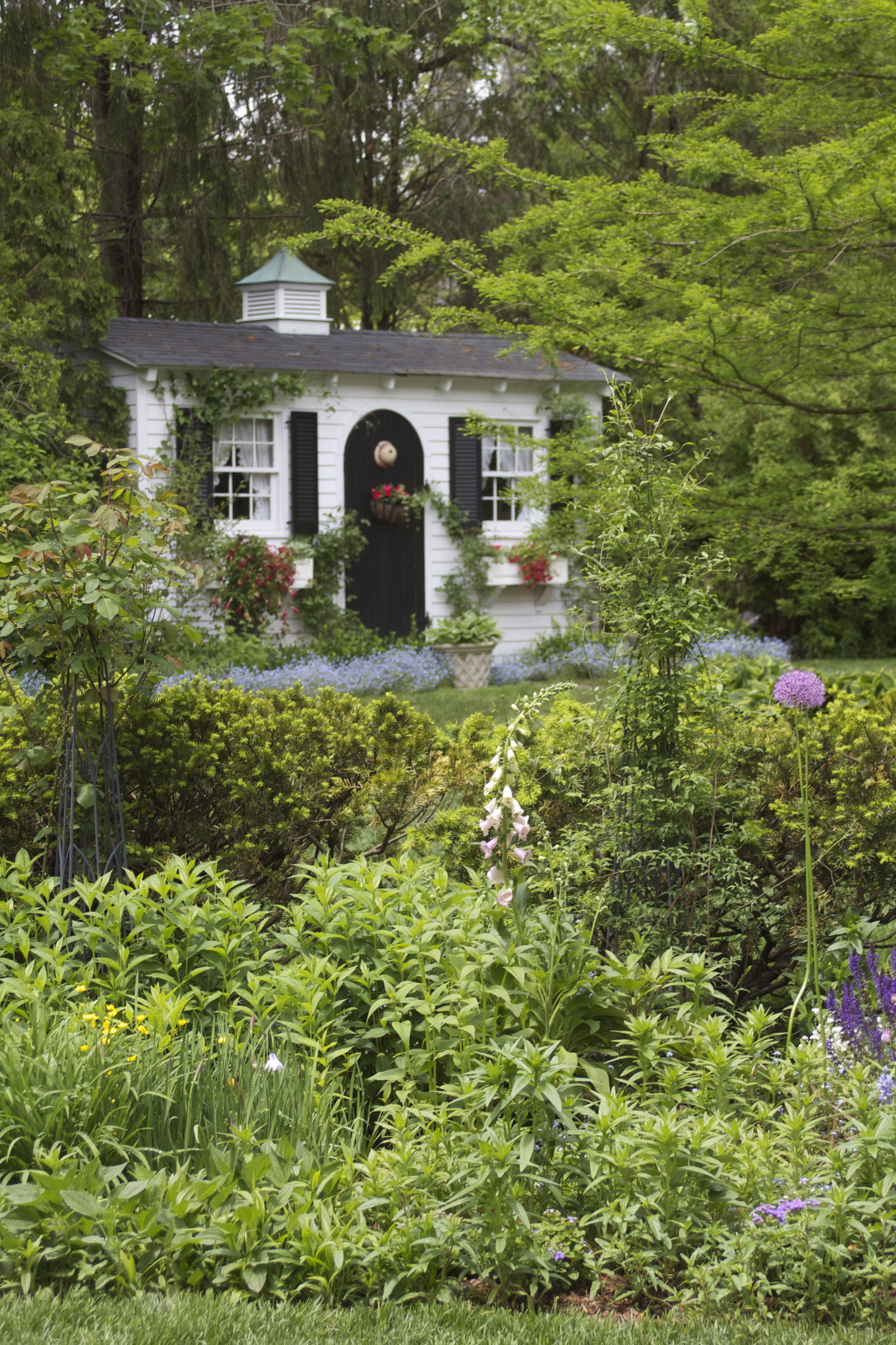 short hills nj garden | out and out | Pinterest | Essex county