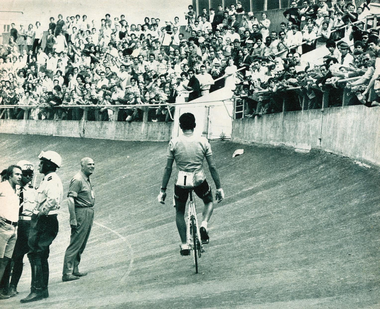 Eddy Merckx, 1970, Grenoble
