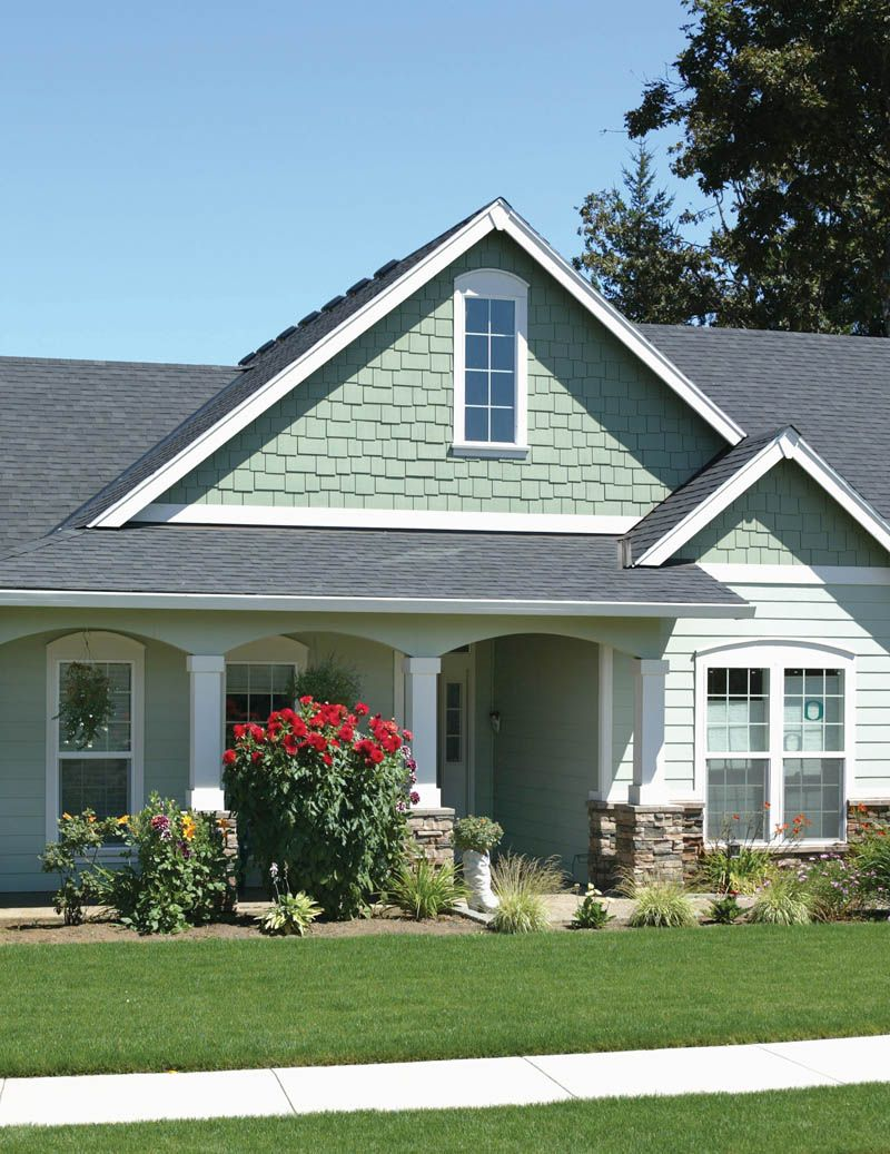 irvine haven shingle style home exterior curb appeal and house