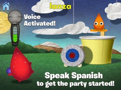 Learning Spanish with Rosetta Stone's Kids App | bilingual
