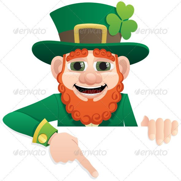 Leprechaun Sign 2 Leprechaun Leprechaun Clipart St Patricks Day Clipart