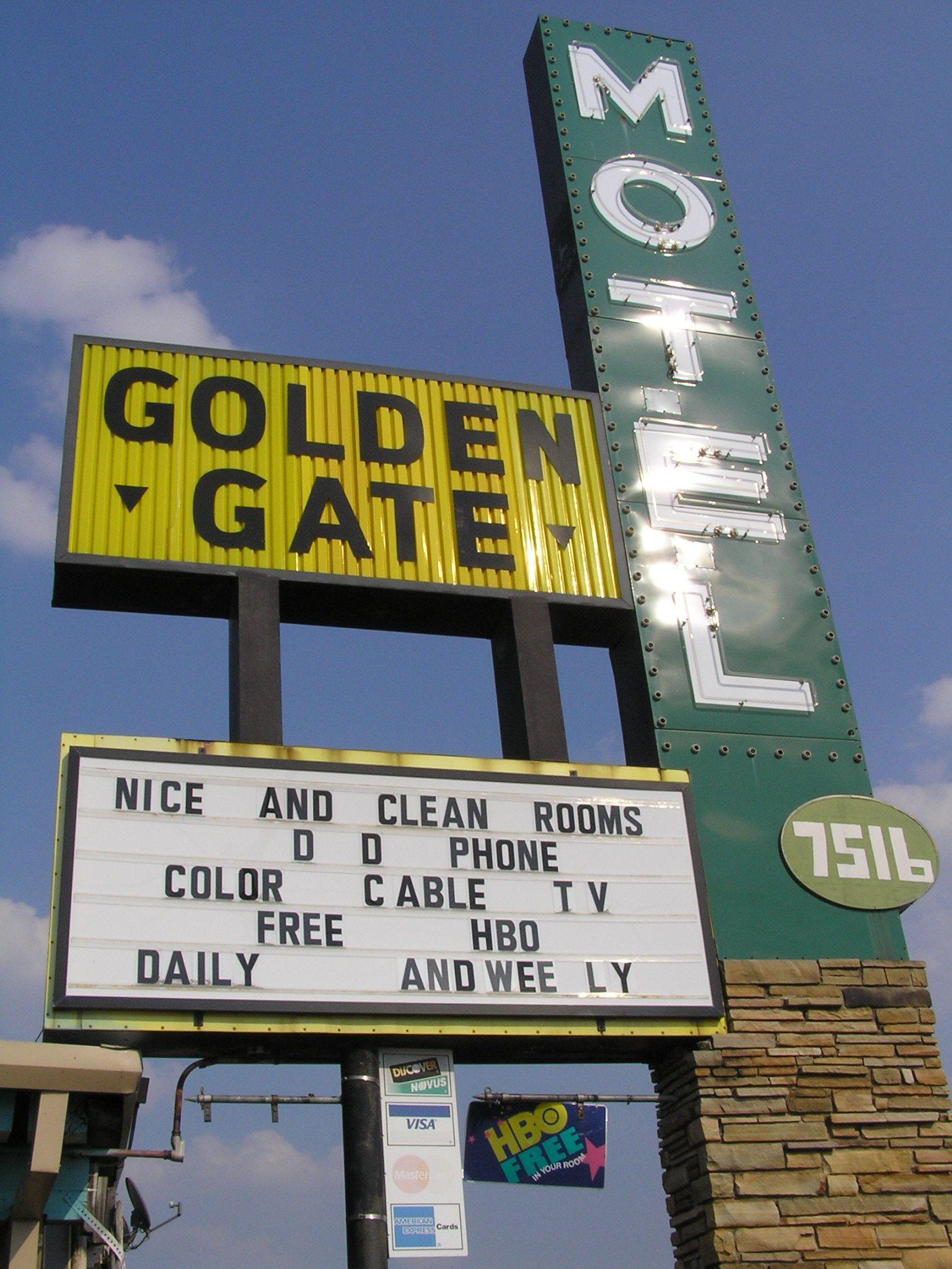 Golden gate motel fort worth tx hbo golden gate fort