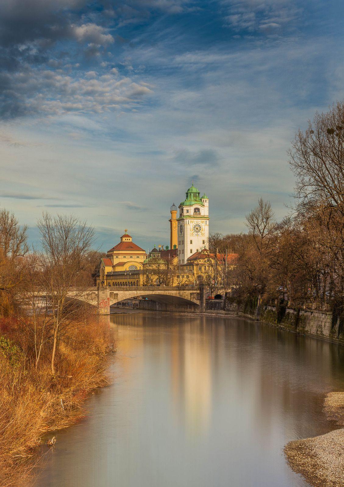 Ludwigsbrücke & Müllersches Volksbad
