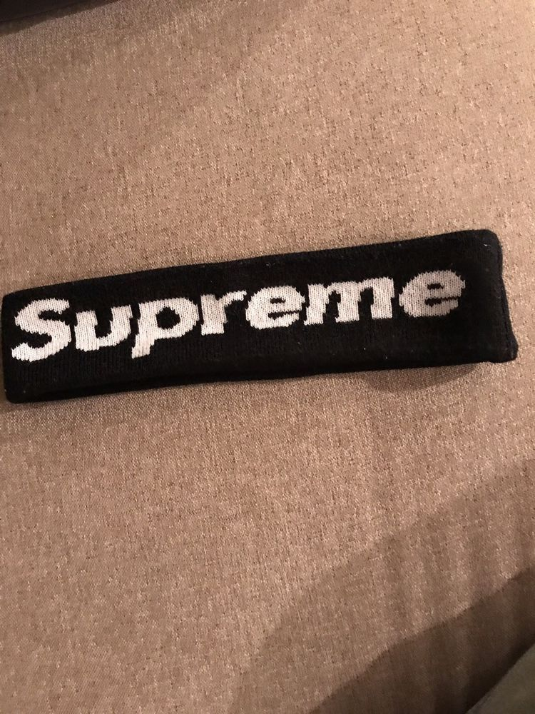 342c3c864e7 supreme headband black  fashion  clothing  shoes  accessories   mensaccessories  othermensaccessories (ebay link)