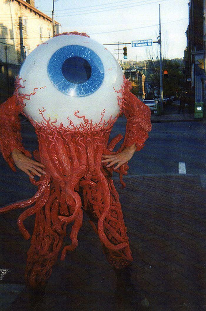 best eyeball costume ever d