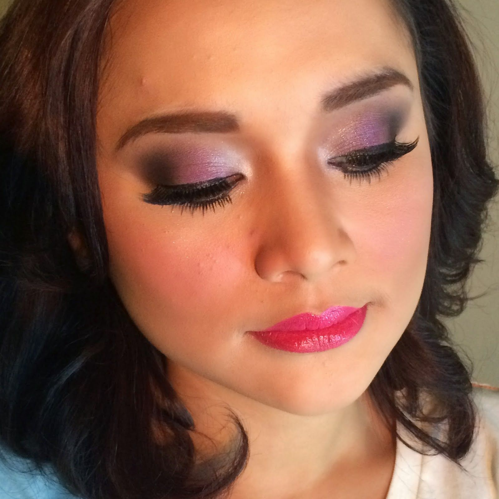 vannesza make up artist Bandung Commercial Make Up Course
