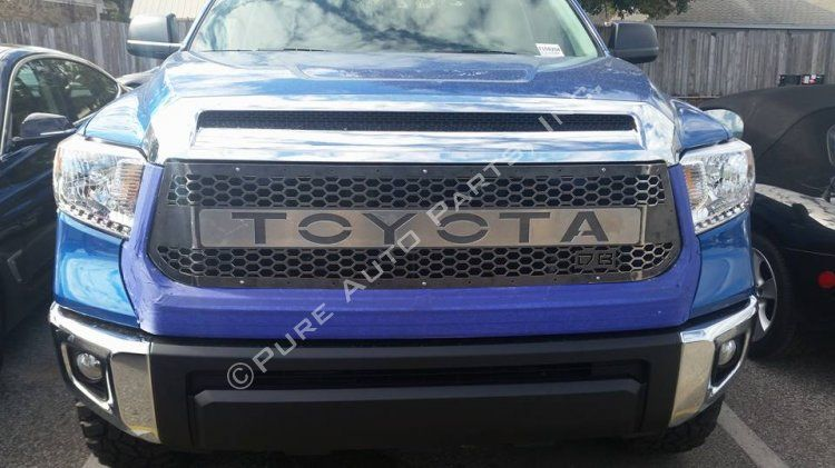 new db customz grille insert for 2014 16 toyota tundra dbc tundra grille toyota tundra. Black Bedroom Furniture Sets. Home Design Ideas