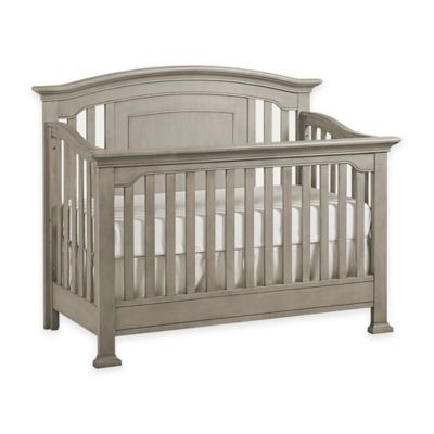 Munire Brunswick 4-in-1 Convertible Crib in Ash Grey - buybuyBaby ...