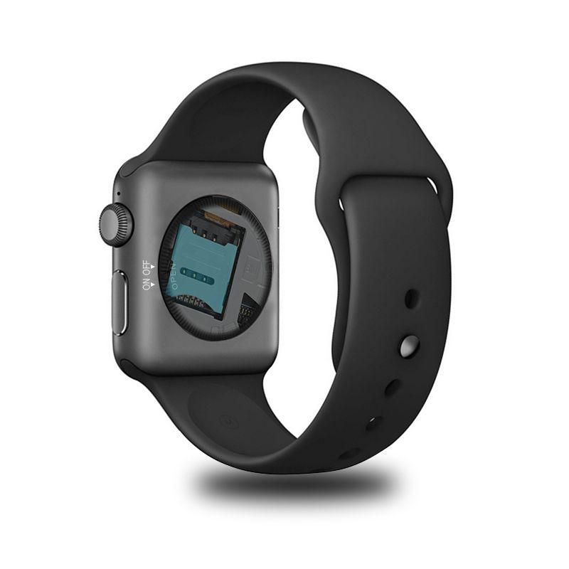 Handy Uhr Mit Sim Karte.Sport Smart Uhr Dm09 Bluetooth Sim Karte Smartwatch Hd Bildschirm