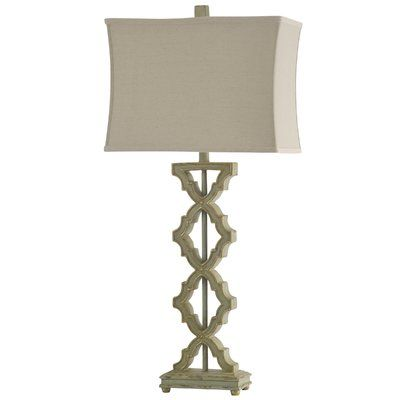 Ophelia Co Kennedi Traditional Resin Base 36 5 Table Lamp