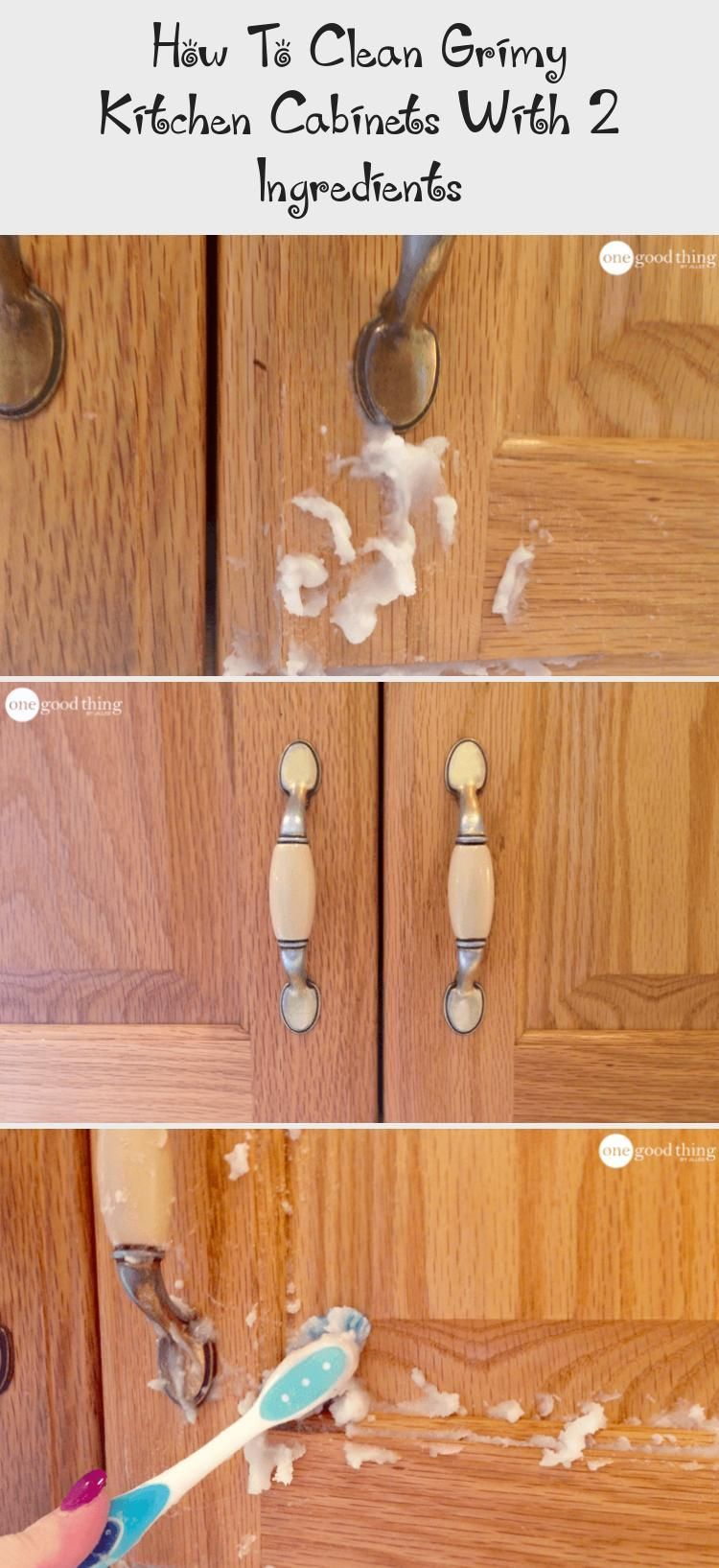 Pin On Tips Kitchen Cabinet Cleaners