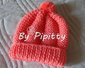 314b38d909298a by Pipitty: CASAQUINHO PARA BEBÊ - 3 A 6 MESES | trico | Touca de ...