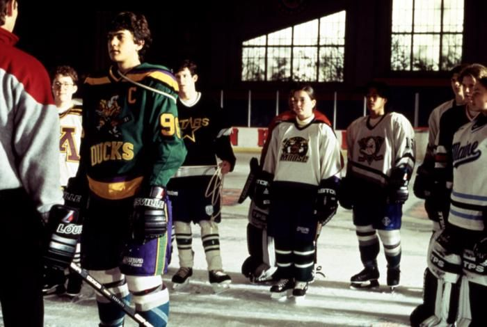 Connie Moreau In D3 The Mighty Ducks Baseball Movies Movie Photo Movies