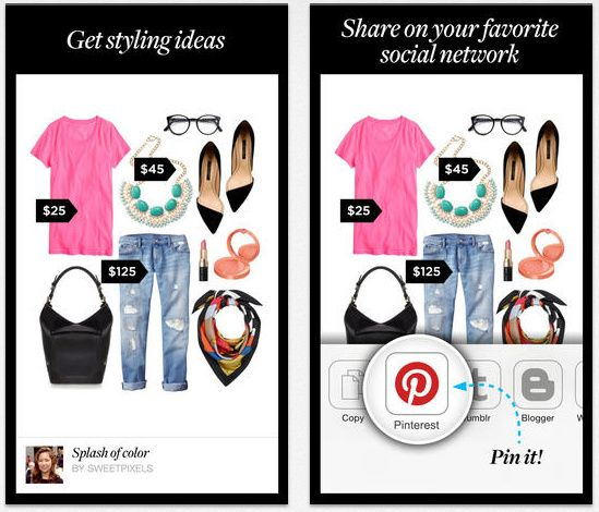 The 7 Best Free Fashion And Style Apps Fashion Fashion App Style
