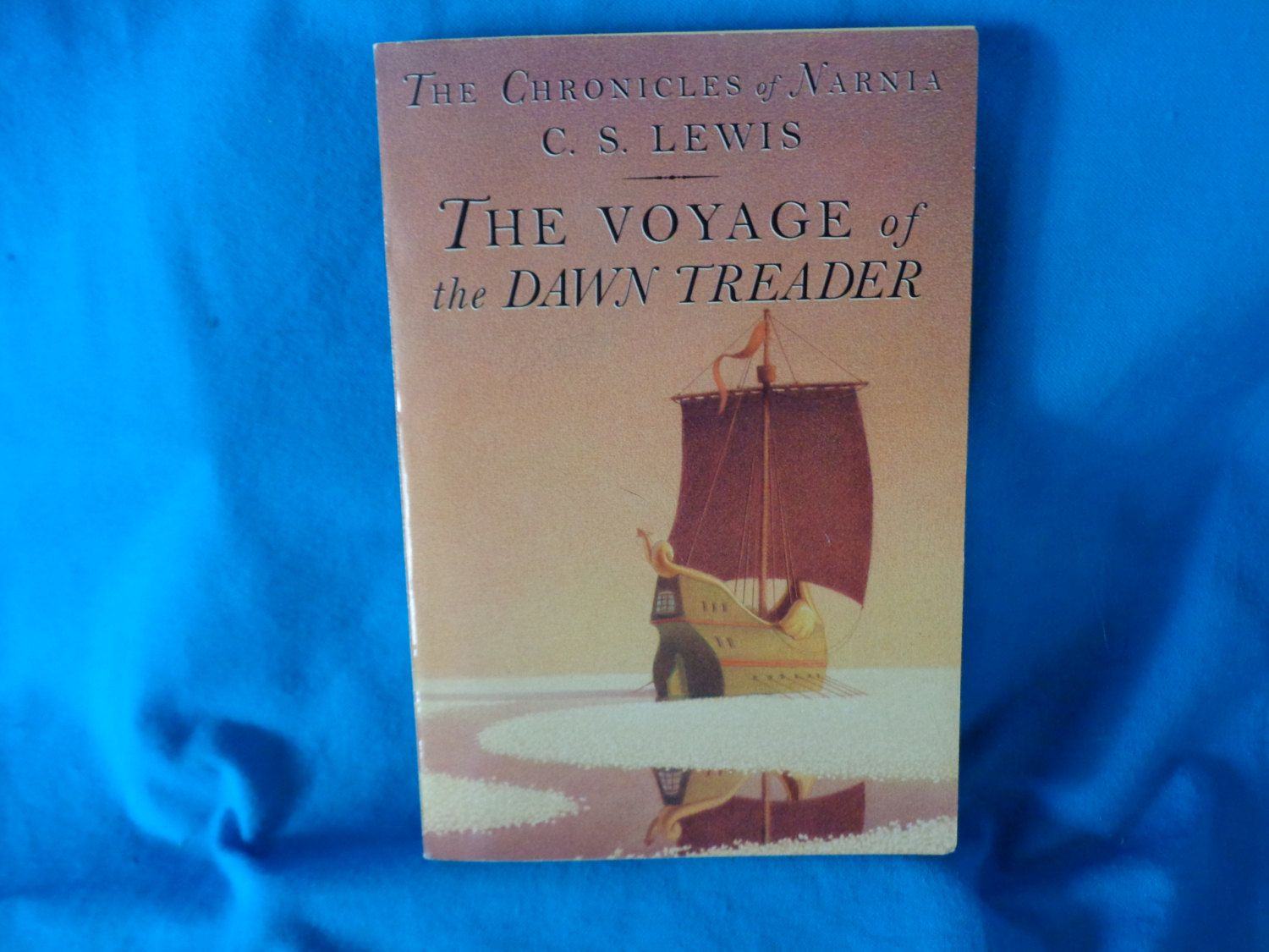 Vintage 1994 The Chronicles Of Narnia The Voyage Of The Dawn