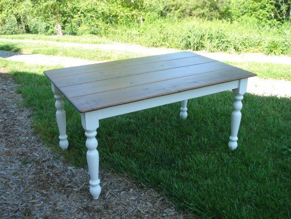 Farmhouse Tables, Kitchen Tables, Dining Room Tables, White Tables