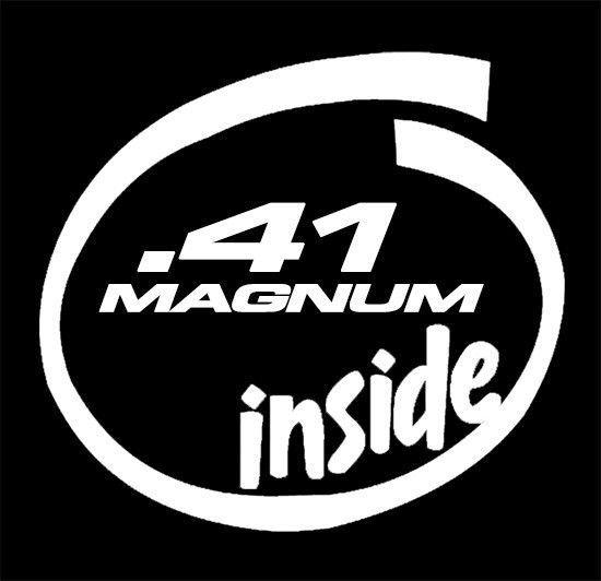 MAGNUM Inside Decal Sticker CaliberPistolHand Gunmm - Custom gun barrel stickersgun decals shotgun barrel sticker shooting ammo decal