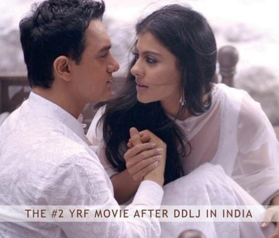 Fanaa Chand Sifarish: Aamir Khan & Kajol In Fanaa