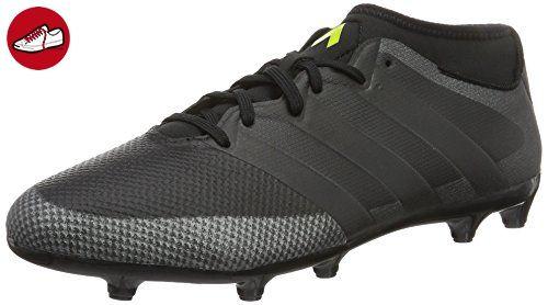 adidas F5 FG, Herren Fußballschuhe, Schwarz (Core Black/Silver Met./Silver Met.), 42 2/3 EU