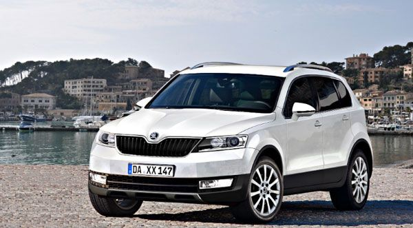 2020 Skoda Yeti New Model And Performance Skoda Yeti Skoda