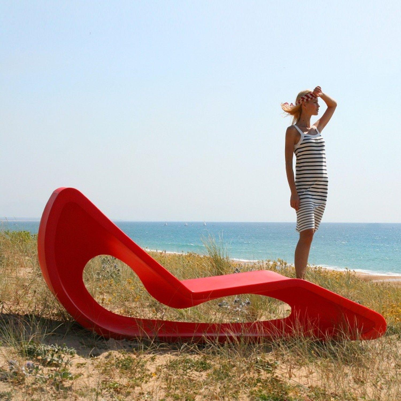 Mobilier Design - Organic Chaise Longue, Qui est Paul ...