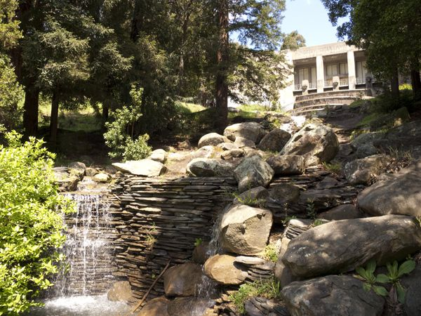 Joaquin Miller Cascades City Of Oakland Woodminster Amphitheater