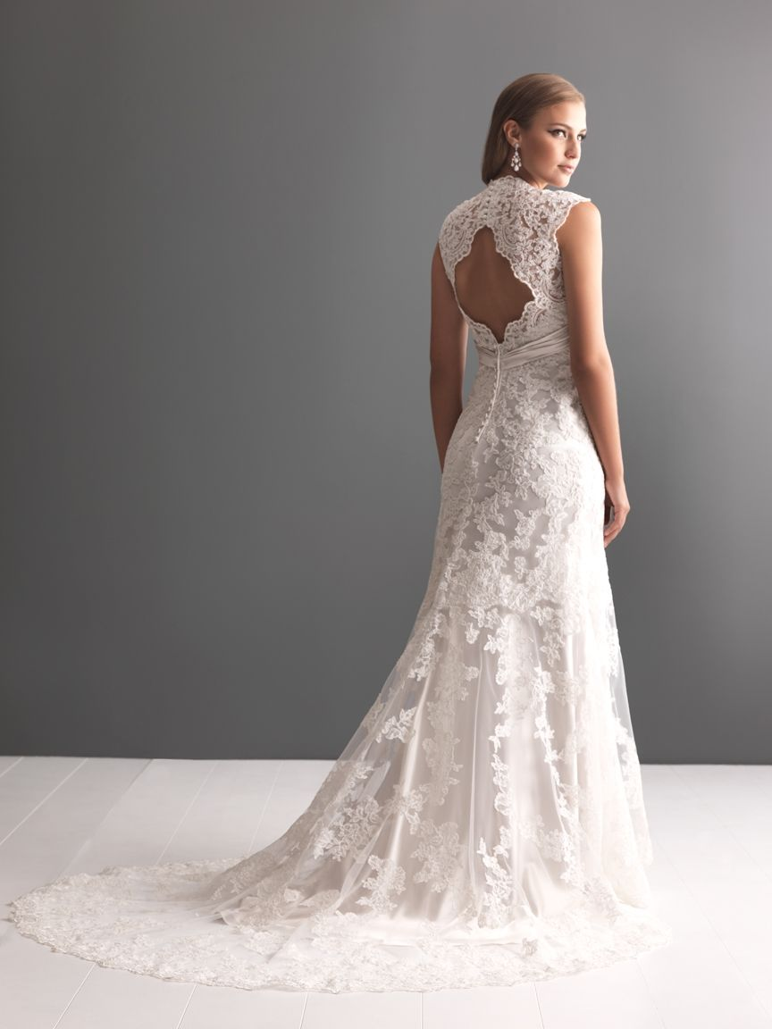 Allure romance bridal gown style at bloved boutique call