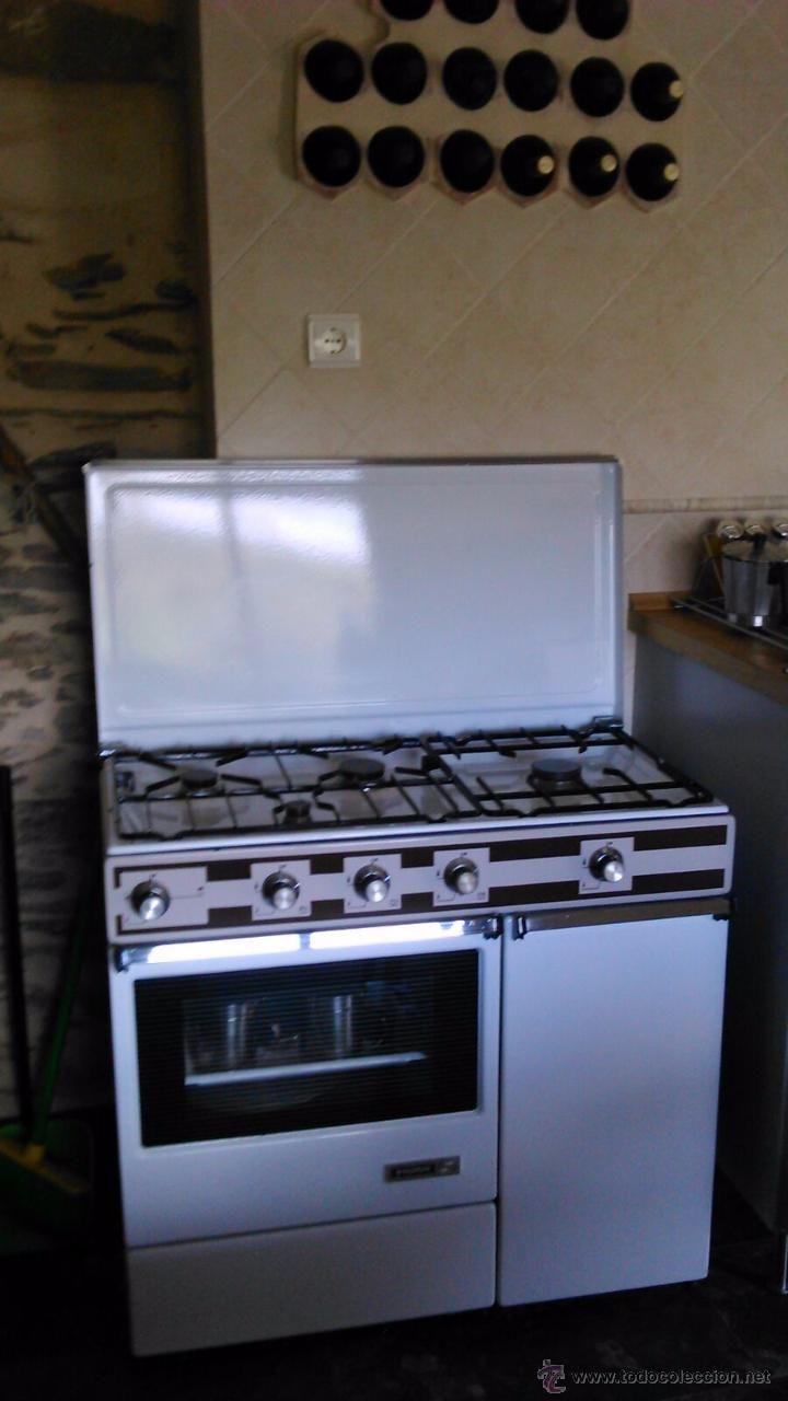 Cocina de gas vintage aquellos maravillosos a os for Cocinas economicas a gas