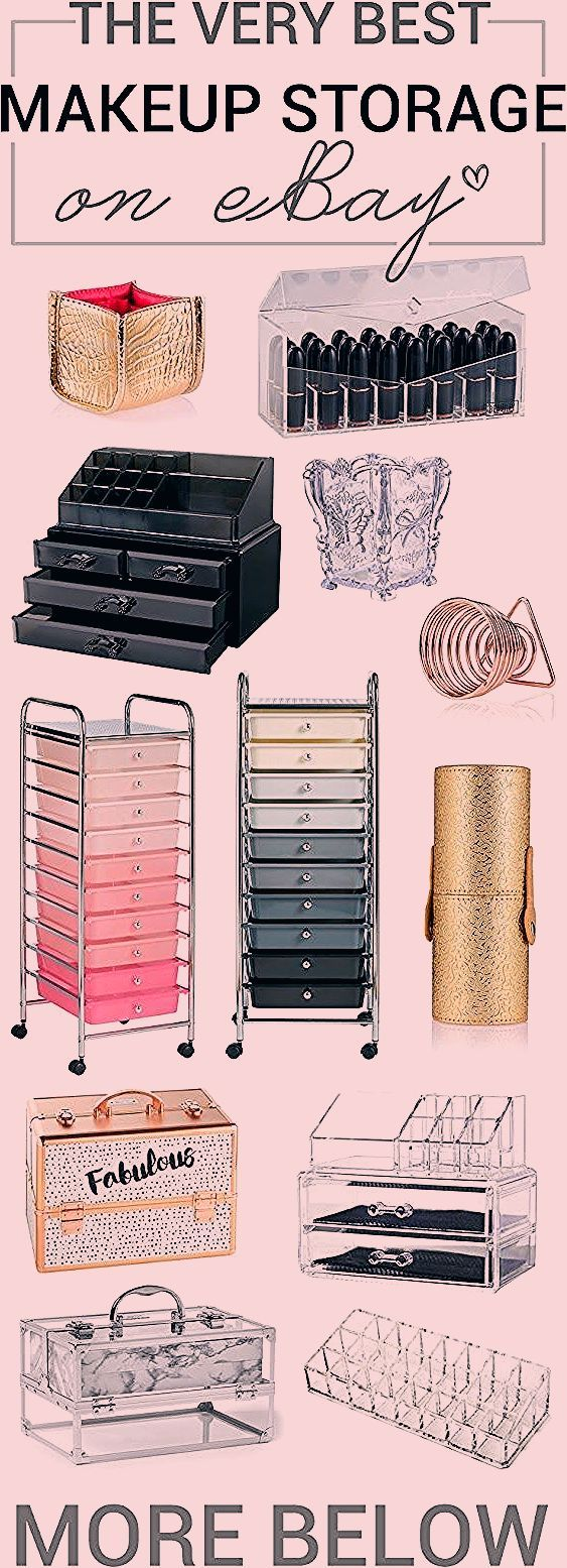 Photo of The Very Best Makeup Storage on eBay