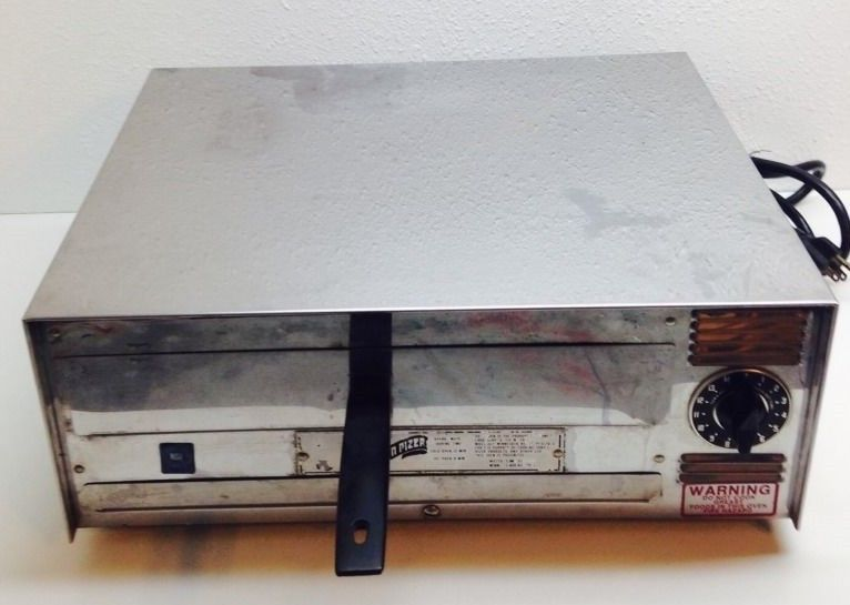 Stainless Steel Wisco Industries Red Baron Pizza Oven Marsyes