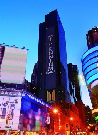 Millennium Broadway Hotel Times Square New York City Find The