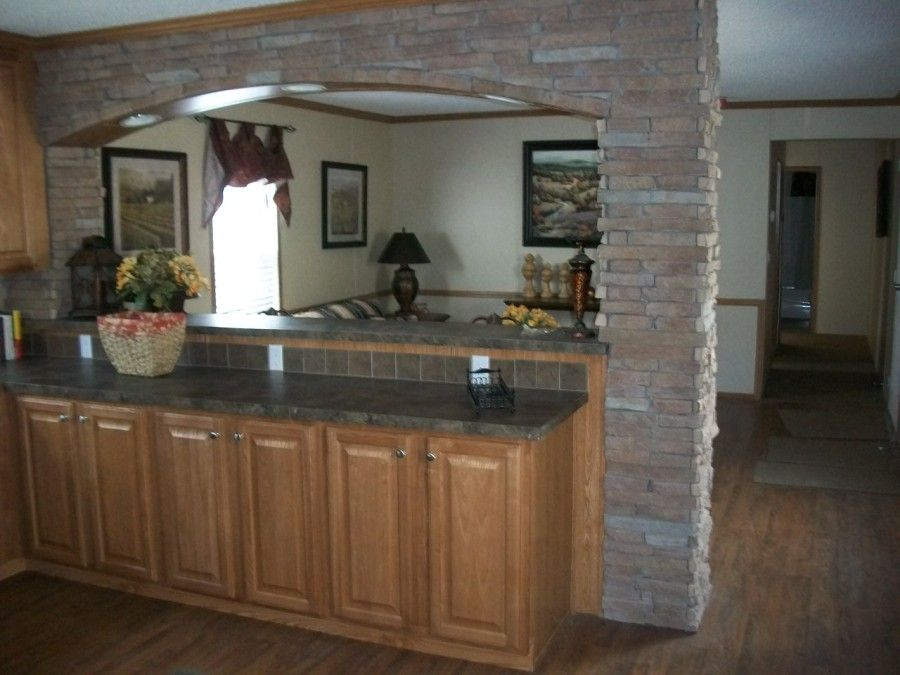 Mobile home remodeling ideas my home pinterest Home improvement ideas kitchen