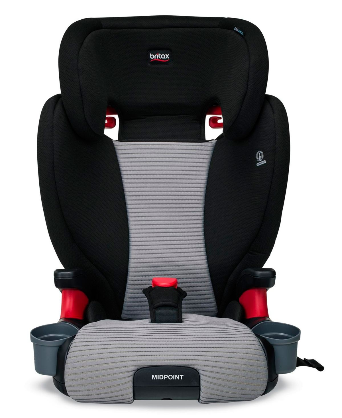 Britax Midpoint Belt Positioning Booster Dual Comfort Collection