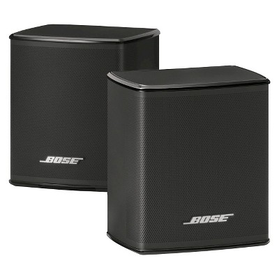 Bose Virtually Invisible 300 Wireless Surround Speakers Black Surround Speakers Speaker Wireless Surround Speakers