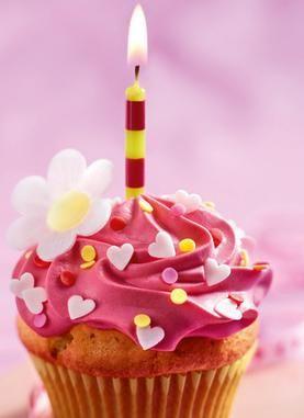 Geburtstags Cupcakes Rezept Geburtstag Cupcakes Cupcakes Und