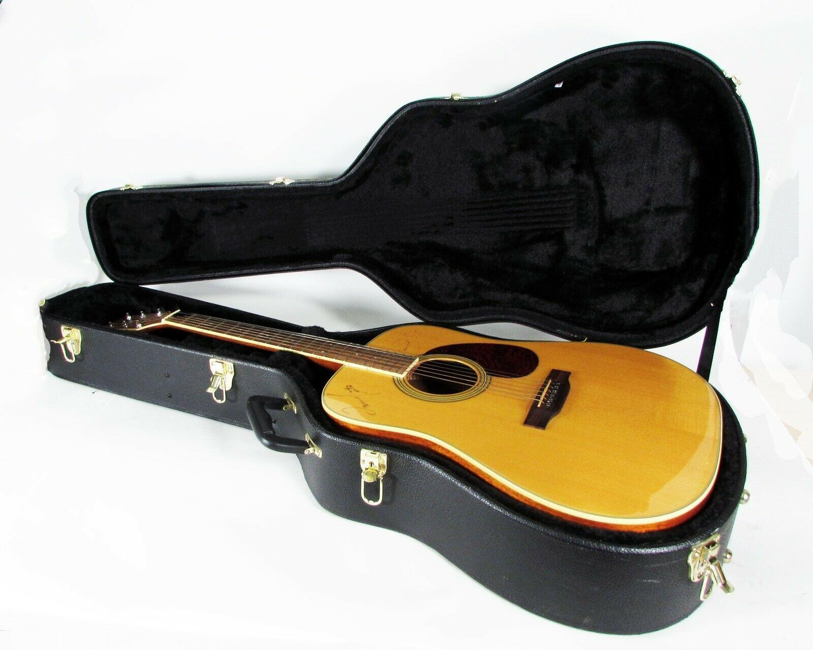 Carvin Cobalt 250 Dreadnought Acoustic Guitar W Hard Shell Case Ideas Of Acoustic Guitar Acousticguitar In 2020 Guitar Carvin Acoustic