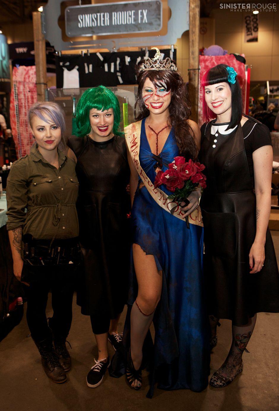 Miss Rue Morgue, for Rue Morgue Magazine Festival of Fear Toronto ...