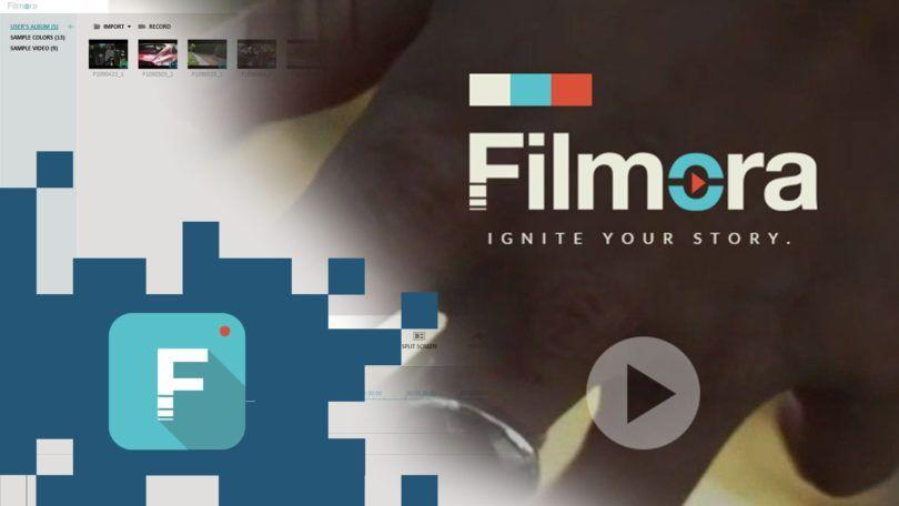 Wondershare Filmora Video Editor Video Editing Software Video Editing Video Editor