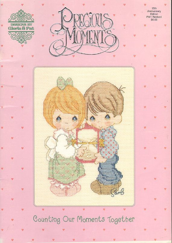 Precious Moments Anniversary Edition PM1 Revised by RomanceWriter