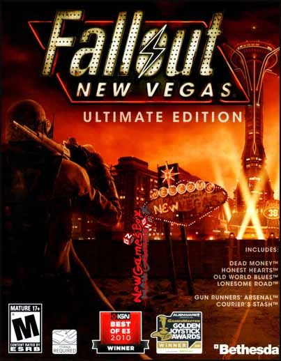 Fallout New Vegas Ultimate Edition Free Download Full Version For Pc