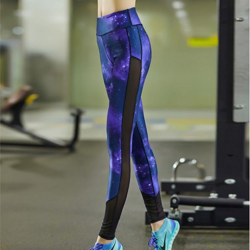 83718443e8 Hot sale All over printed ladies gym wear dry fit wholesale yoga pants  custom womens mesh leggings $ 13~15/PCS MOQ: 300 PCS PER COLOR  450334744@qq.com