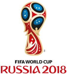 2018 Fifa World Cup Wikipedia World Cup Logo Russia World Cup World Cup