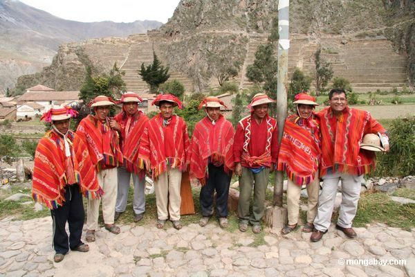 Traditional Peruvian Clothing For Men
